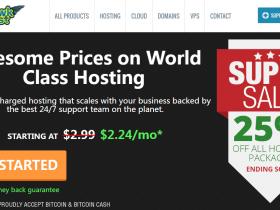 #黑五#HawkHost:老鹰主机黑五促销3折优惠码,国外便宜稳定的虚拟主机