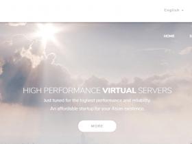 serverfield:中国台湾VPS,9.9美元起,100Mbps带宽,KVM架构Windows系统