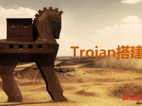 2020年最科学的爬墙方法Trojan图文安装教程,VPS服务器通过一键脚本配置Trojan服务端(延时低、速度快、IP防封)