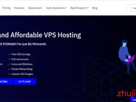 【不限流量VPS】ServerCheap:可选洛杉矶/芝加哥,1核/1G内存/30G SSD/1Gbps@不限流量,月付仅$2起