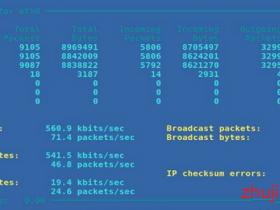 【Linux网络流量监控工具】vnStat安装使用详细教程