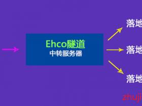 Ehco中转隧道简单使用教程,通过ehco搭建wss安全加密隧道